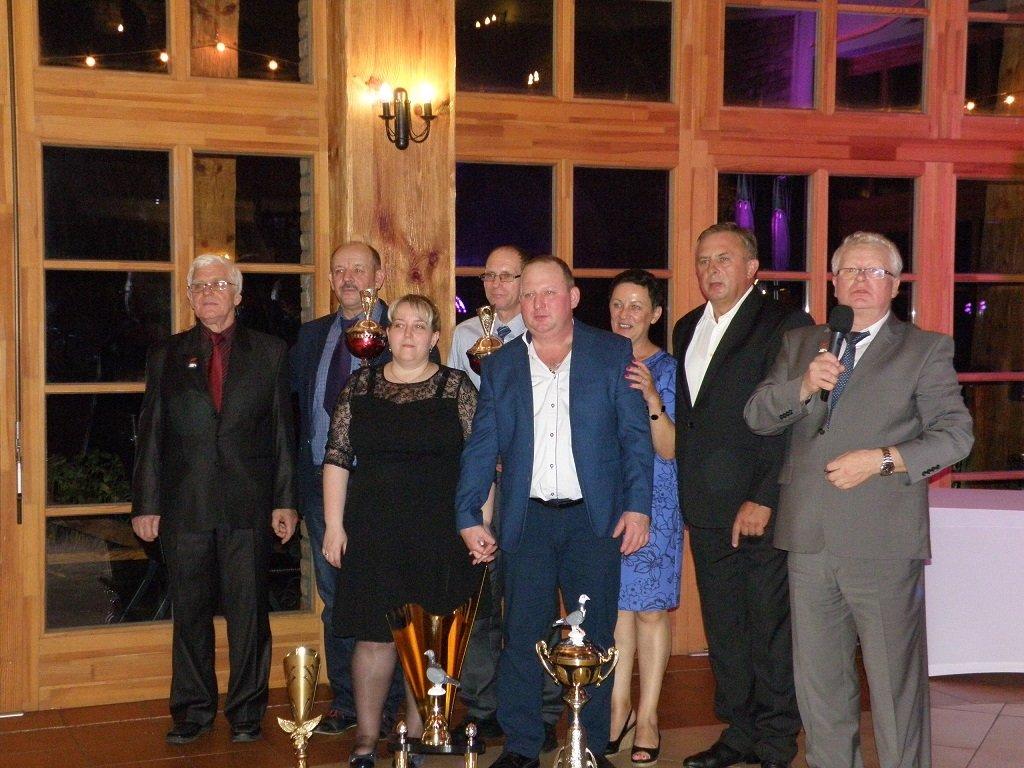 Rozdanie nagród w Regionie II  Północ